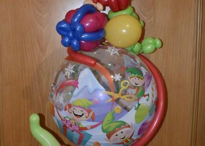 Burbuja de duendes.