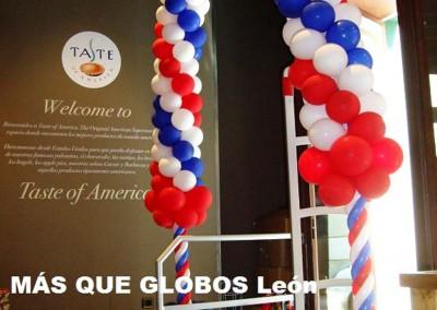 Arco USA en Taste Of America.