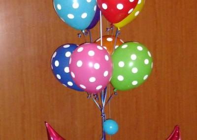 Columna Feliz Cumpleaños. 2014