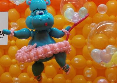 Hipopótamo. Millenium 2015