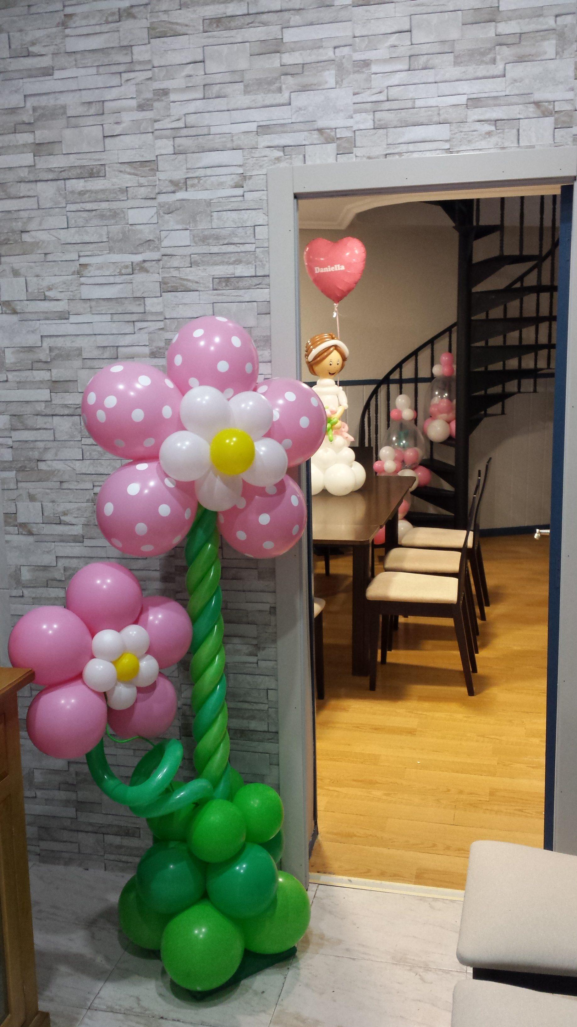 M s que globos for Decoracion para jardin de ninos
