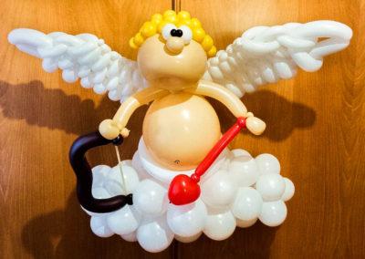 Cupido el Día de San Valentín