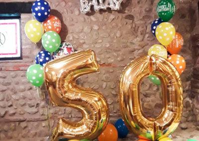 ¡Felices 50!